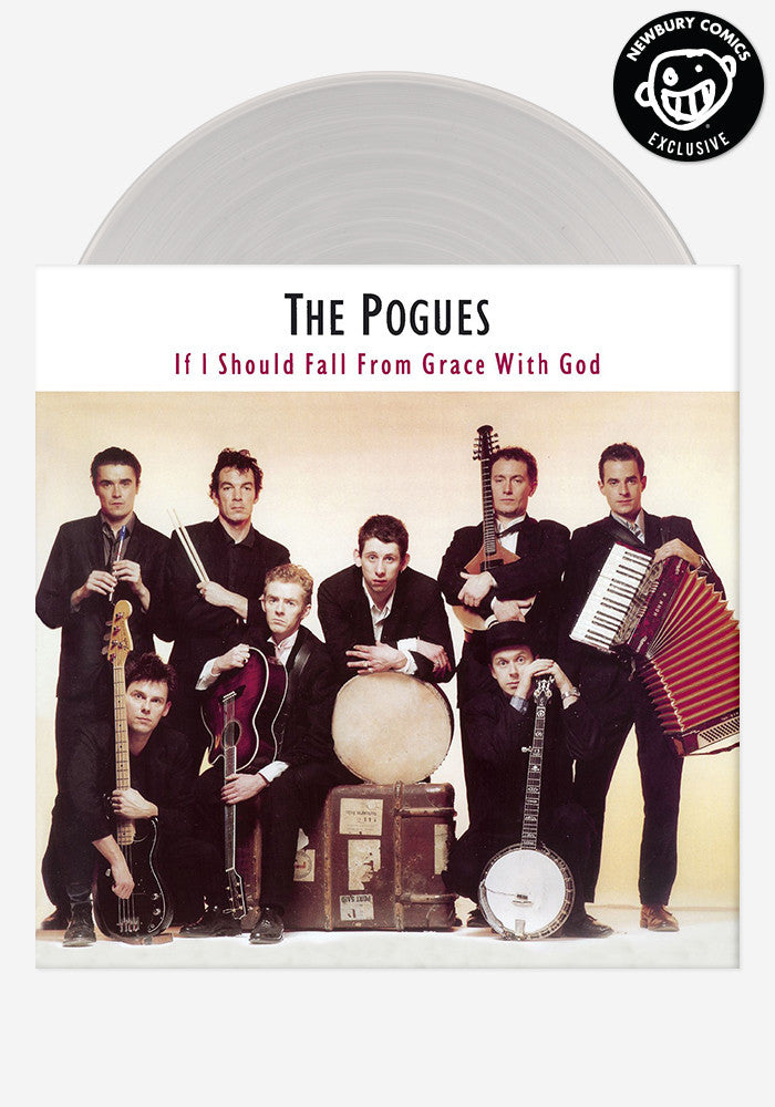 THE POGUES If I Should Fall From Grace with God Exclusive LP