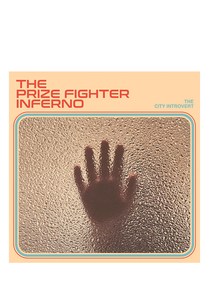 THE PRIZE FIGHTER INFERNO The City Introvert Autographed LP (Color)