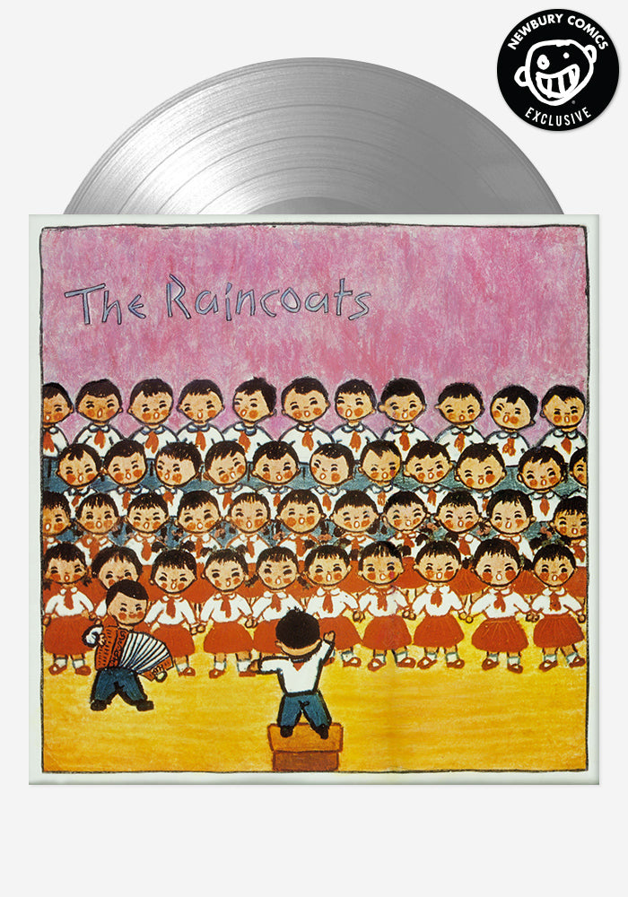 THE RAINCOATS The Raincoats Exclusive LP