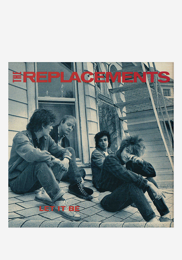 The Replacements Let It Be Lp Newbury Comics