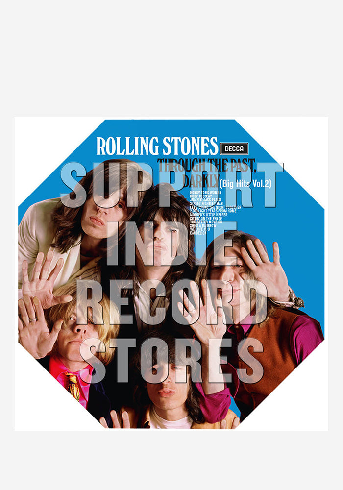 The Rolling Stones-Through The Past Darkly 50th Anniversary