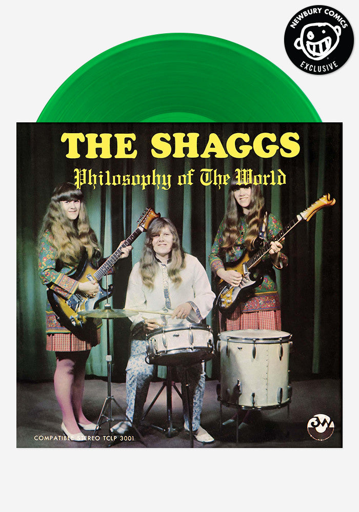 THE SHAGGS Philosophy Of The World Exclusive LP