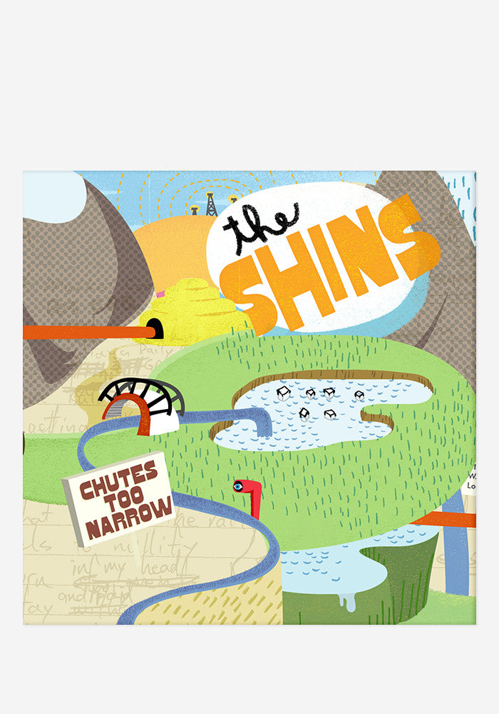 THE SHINS Chutes Too Narrow LP