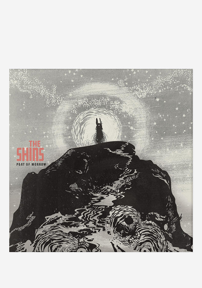 THE SHINS Port Of Morrow LP