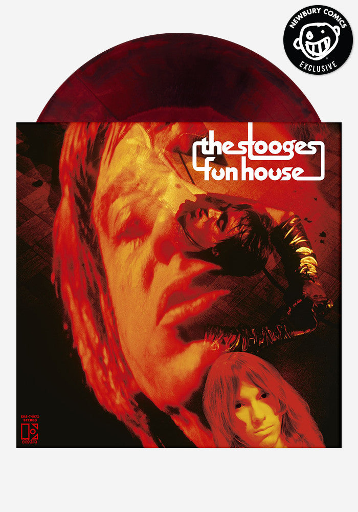 THE STOOGES Fun House Exclusive LP