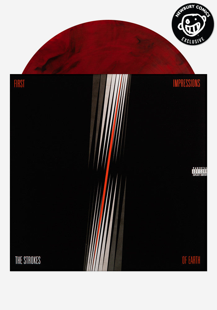 THE STROKES First Impressions Of Earth Exclusive LP