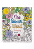 HANNAH CANER The Swear Word Adult Coloring Book