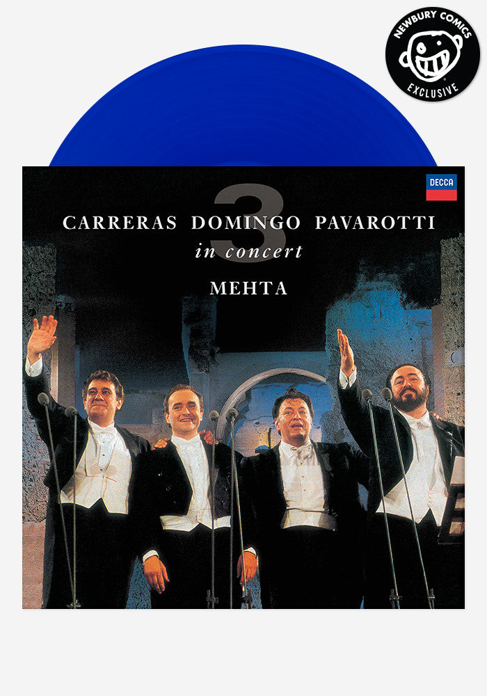 THE THREE TENORS In Concert (25th Anniversary Edition) Exclusive LP
