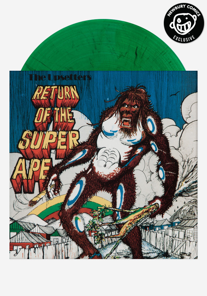 THE UPSETTERS (LEE 'SCRATCH' PERRY) Return Of The Super Ape Exclusive LP