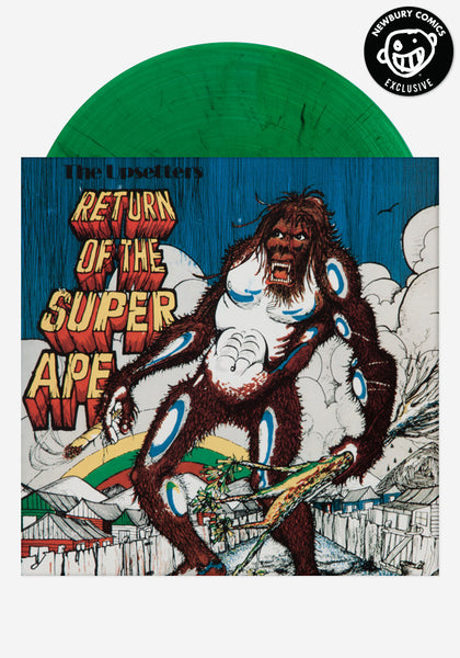 The Upsetters Lee Scratch Perry Return Of The Super