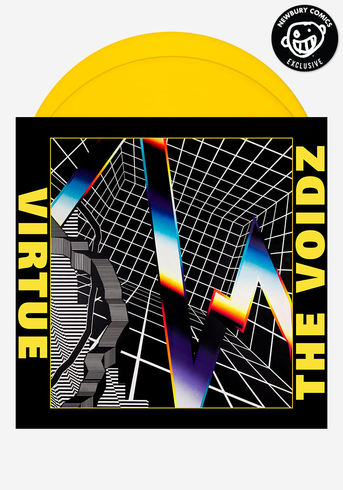 THE VOIDZ Virtue Exclusive 2 LP