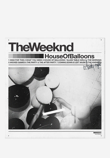 The Weeknd House Of Balloon 2 Lp Newbury Comics