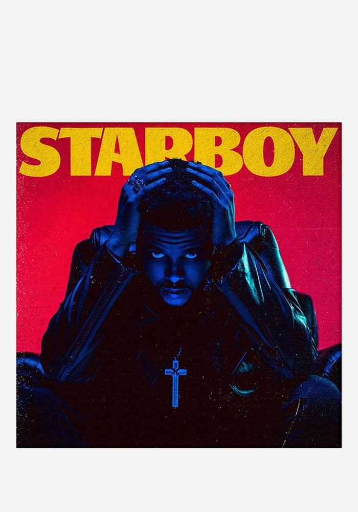 THE WEEKND Starboy 2 LP (Color)