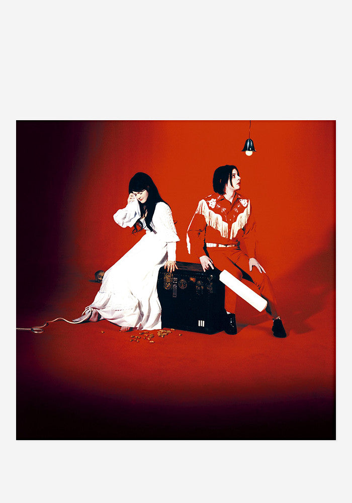 THE WHITE STRIPES Elephant 2 LP