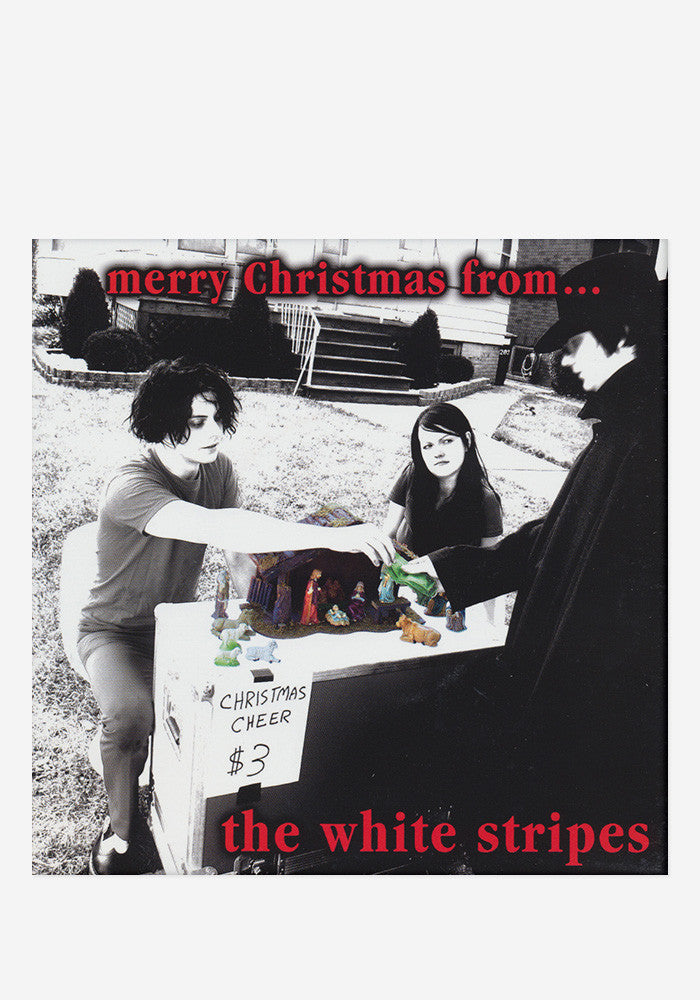 THE WHITE STRIPES Merry Christmas From The White Stripes 7""