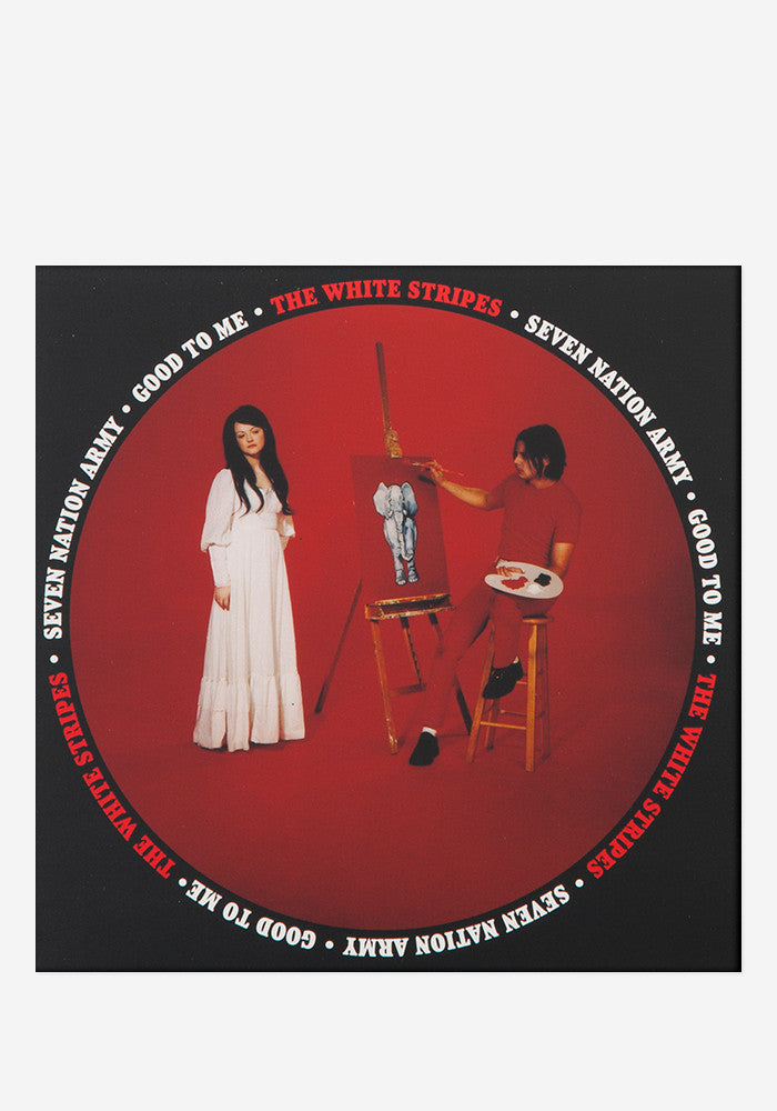 THE WHITE STRIPES Seven Nation Army 7""