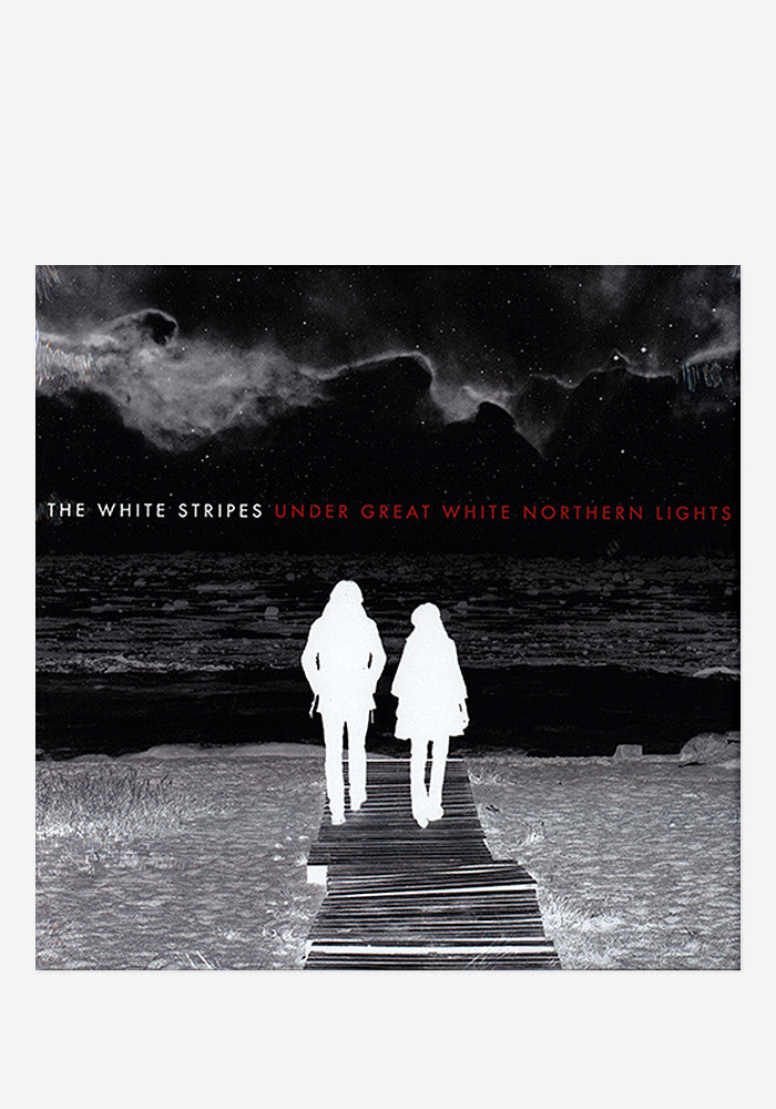 THE WHITE STRIPES Under Great White Northern 2 LP