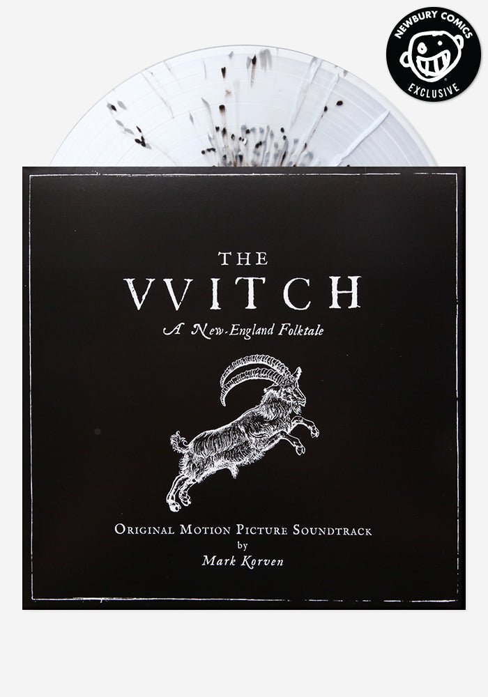 MARK KORVEN Soundtrack - The Witch Exclusive LP