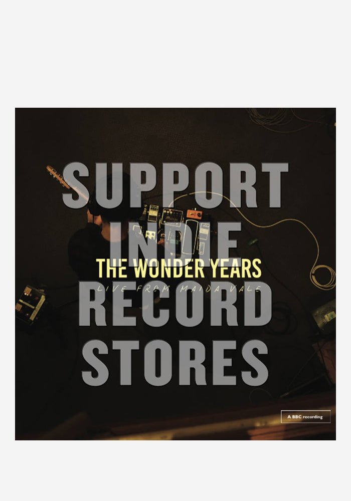 "THE WONDER YEARS The Wonder Years Live From Maida Vale 10"" (Color)"