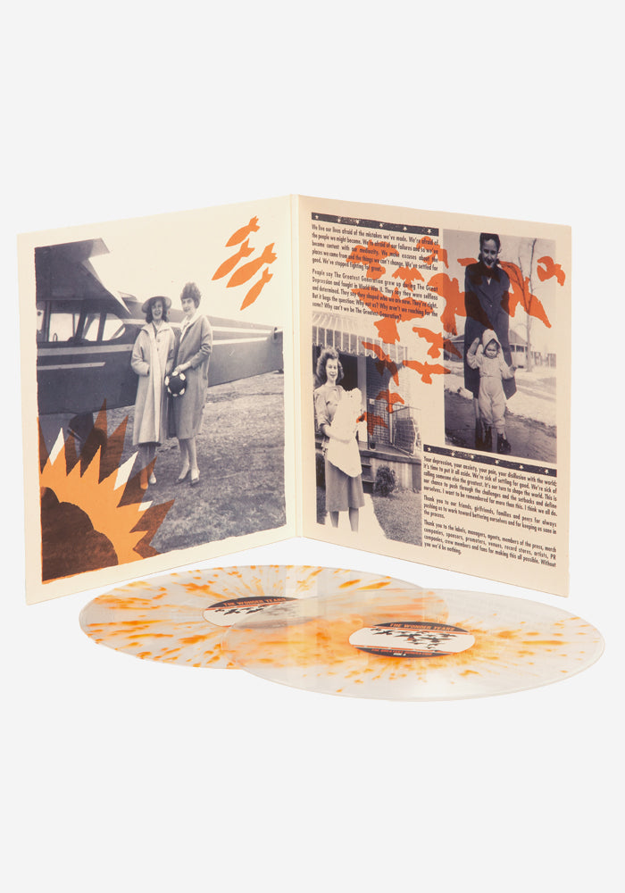 THE WONDER YEARS The Greatest Generation Exclusive 2LP