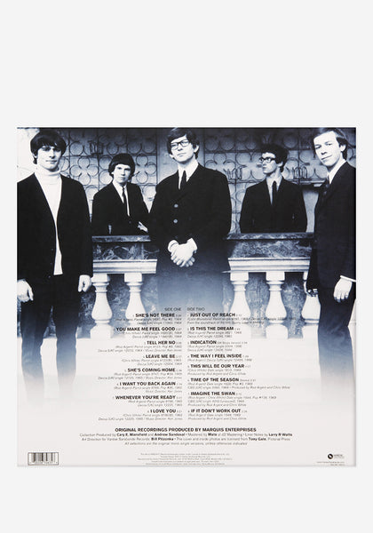 The Zombies The Zombies Greatest Hits Exclusive Lp Color