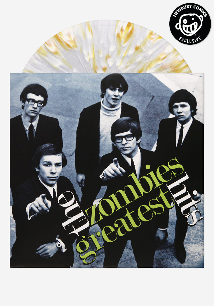 THE ZOMBIES The Zombies' Greatest Hits Exclusive LP