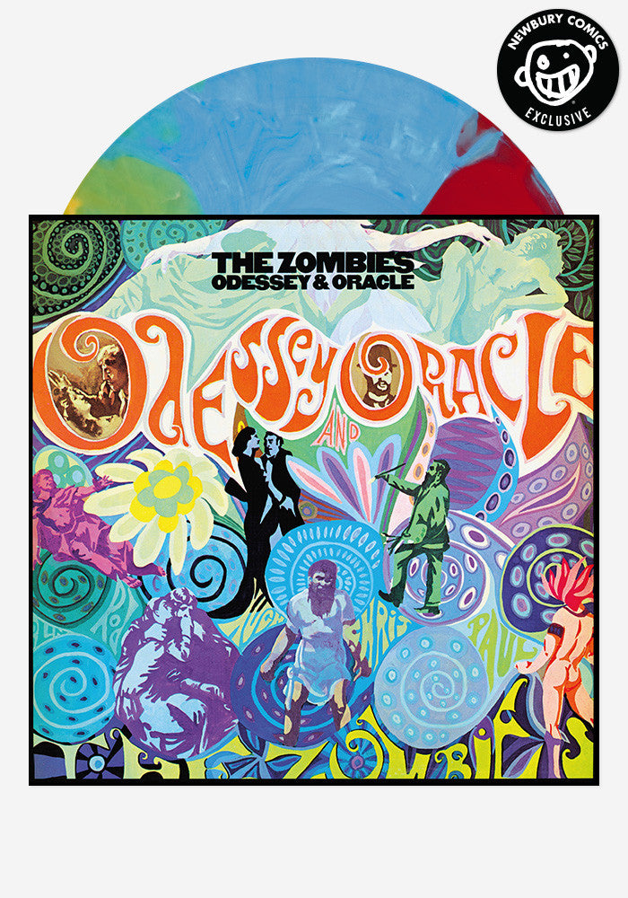THE ZOMBIES Odessey & Oracle Exclusive LP
