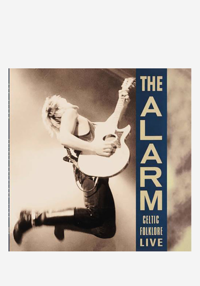 THE ALARM Celtic Folklore Live LP