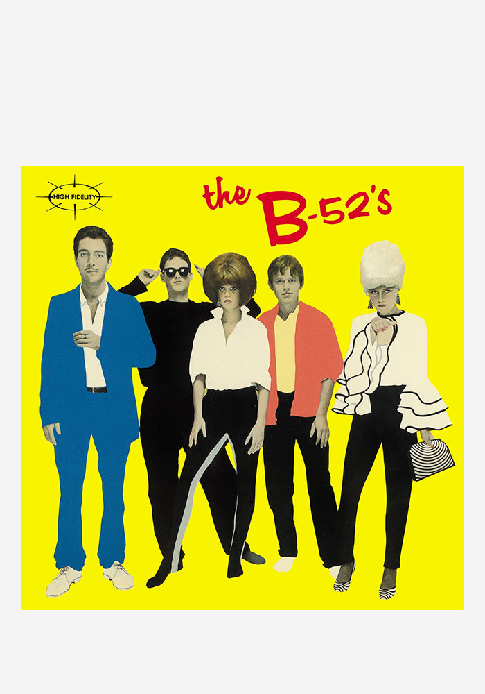 THE B-52'S The B-52's LP