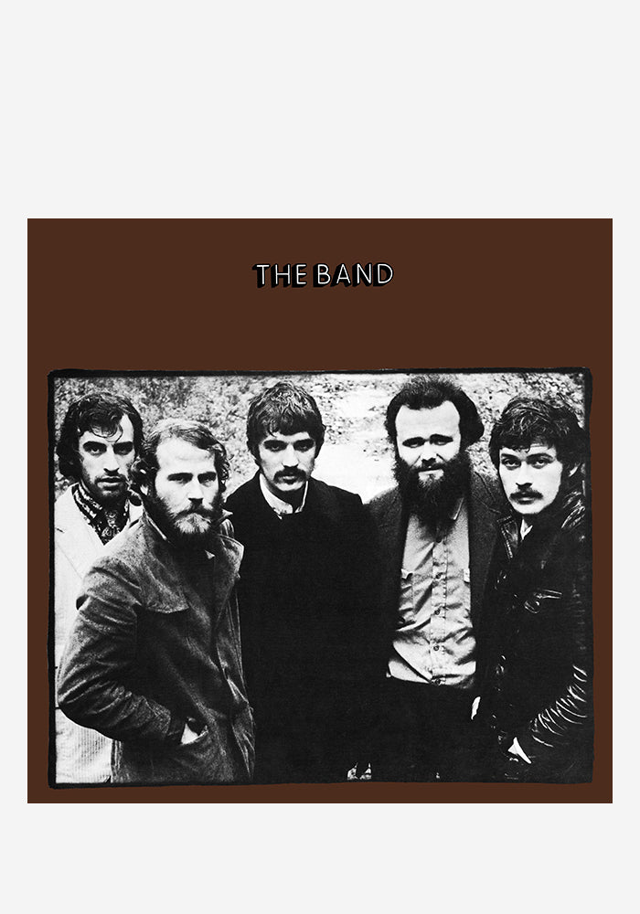 THE BAND The Band 2LP