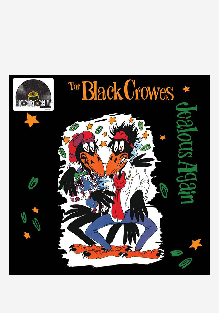 "THE BLACK CROWES Jealous Again 12"" Single"