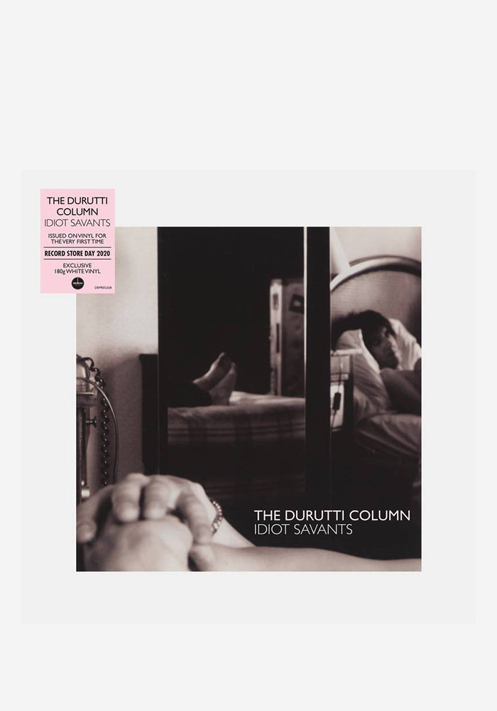 THE DURUTTI COLUMN Idiot Savants LP (Color)