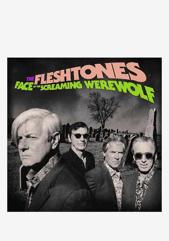 THE FLESHTONES Face Of The Screaming Werewolf LP (Color)