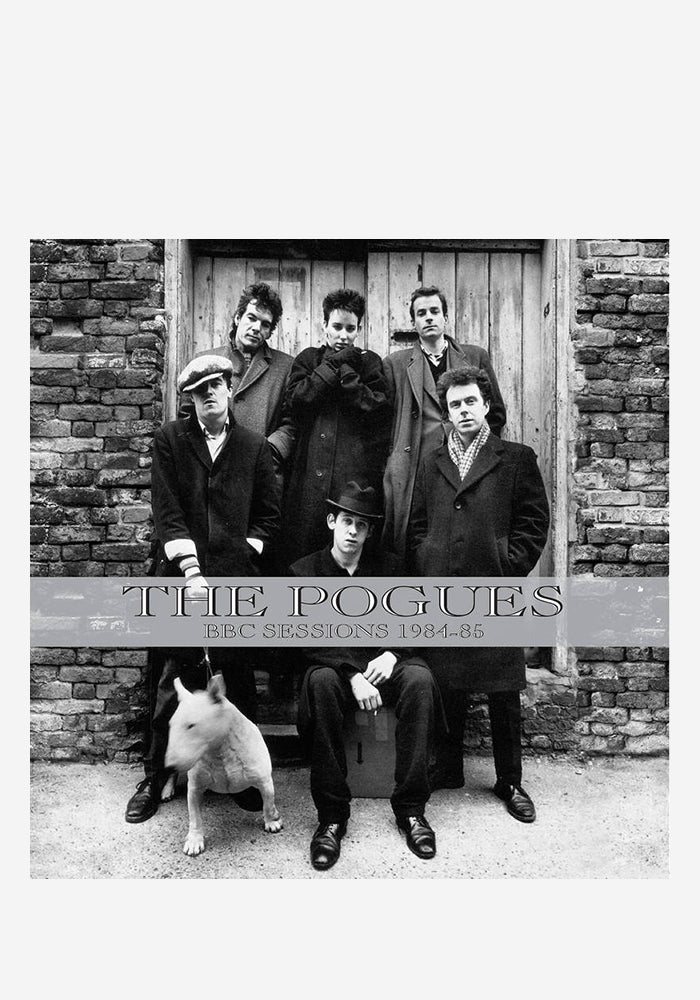THE POGUES BBC SESSIONS 1984-1985 LP