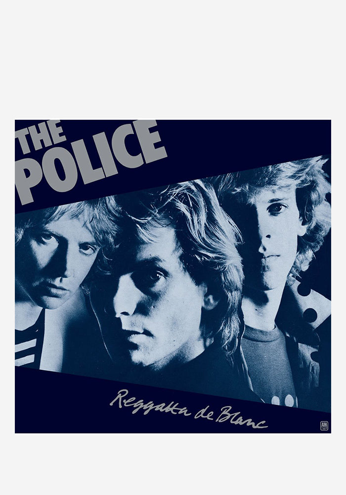 THE POLICE Reggatta De Blanc LP