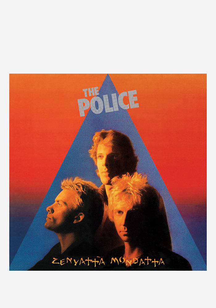 THE POLICE Zenyatta Mondatta LP