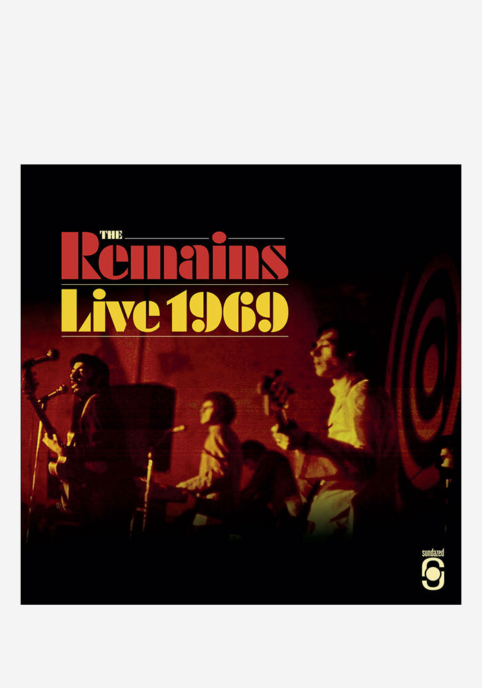 THE REMAINS Live 1969 LP