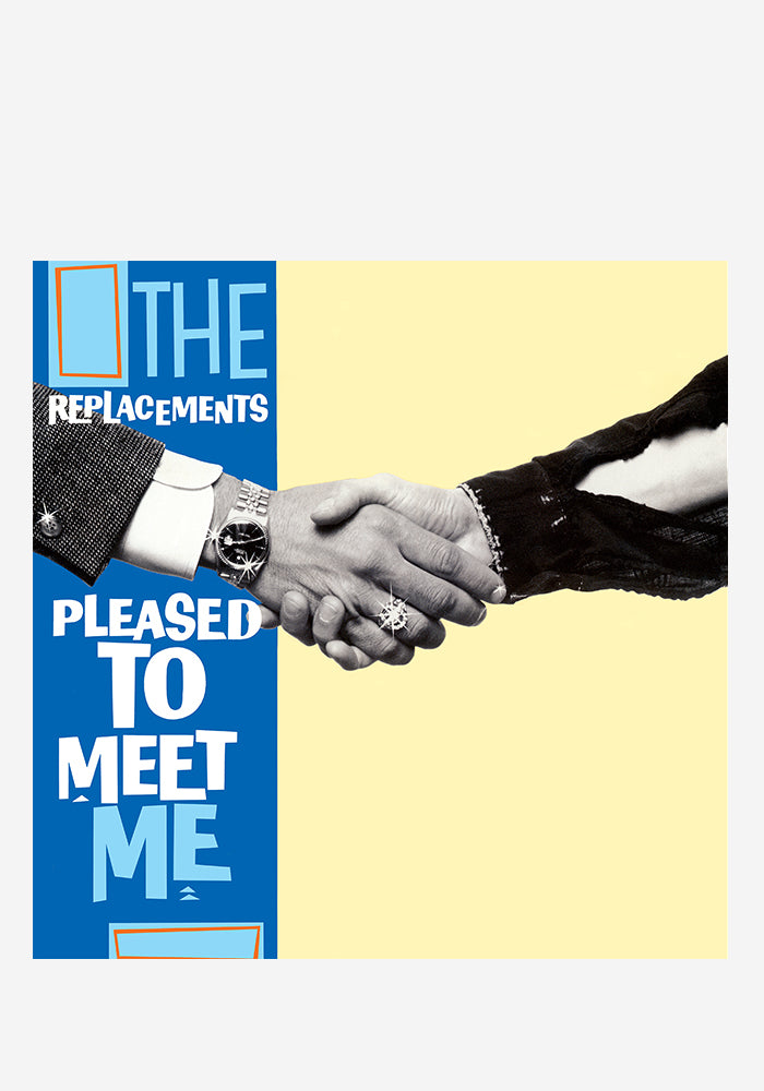 THE REPLACEMENTS Pleased To Meet Me LP (Color)