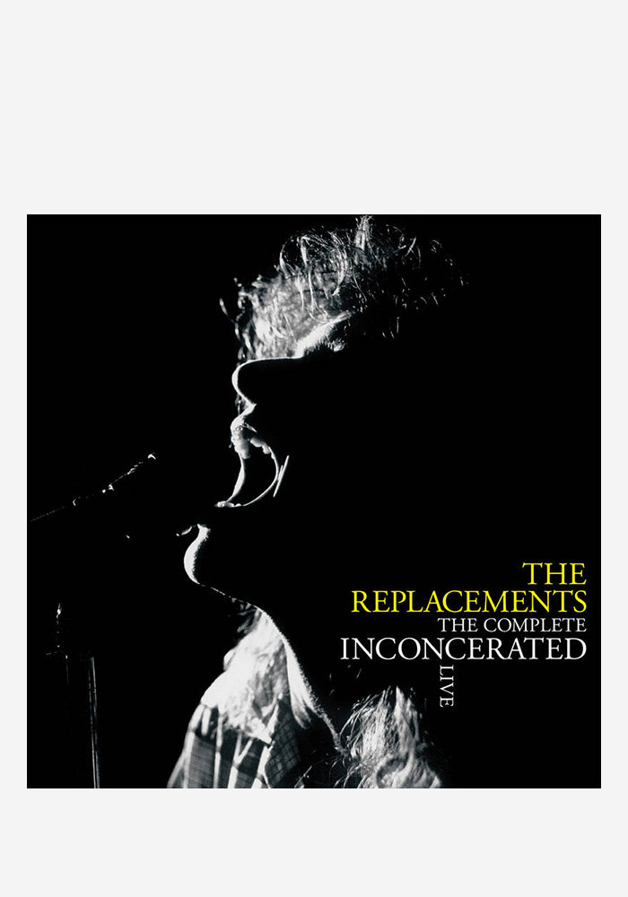 THE REPLACEMENTS The Complete Inconcerated Live 3LP