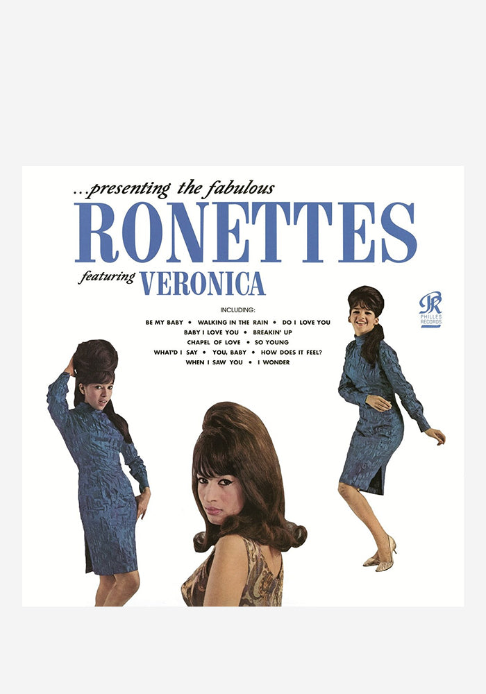 THE RONETTES Presenting The Fabulous Ronettes LP