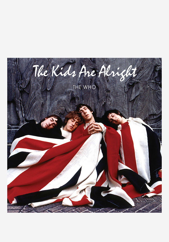 THE WHO The Kids Are Alright 2LP