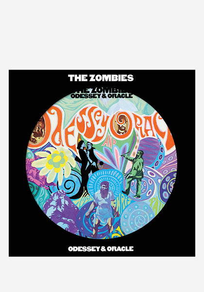 The Zombies Odessey Amp Oracle Lp Picture Disc Vinyl