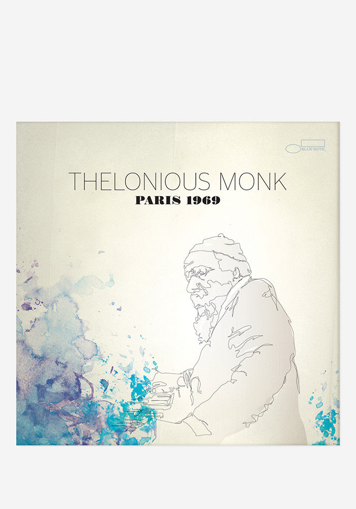 THELONIOUS MONK Paris 1969  2 LP