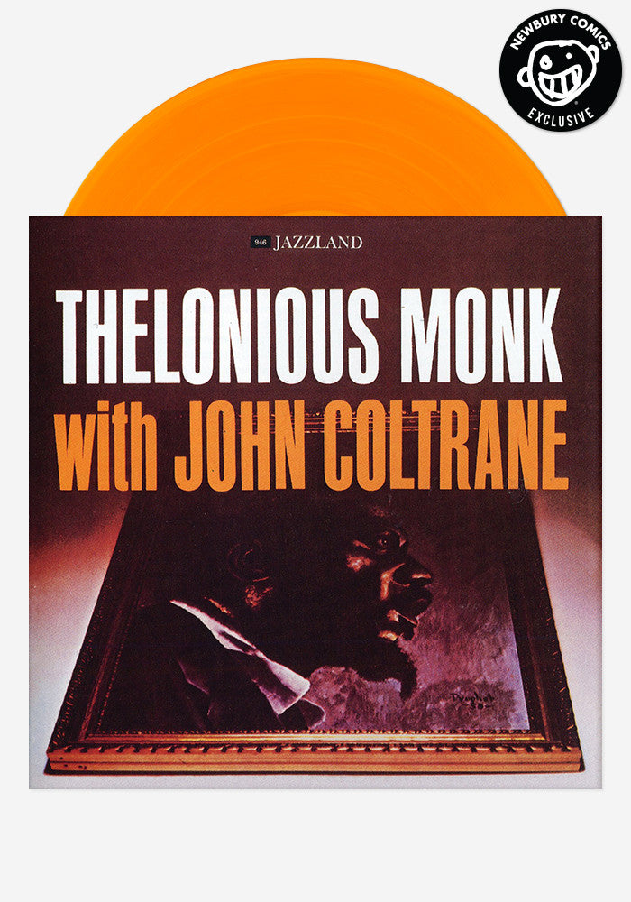 THELONIOUS MONK With John Coltrane Exclusive LP