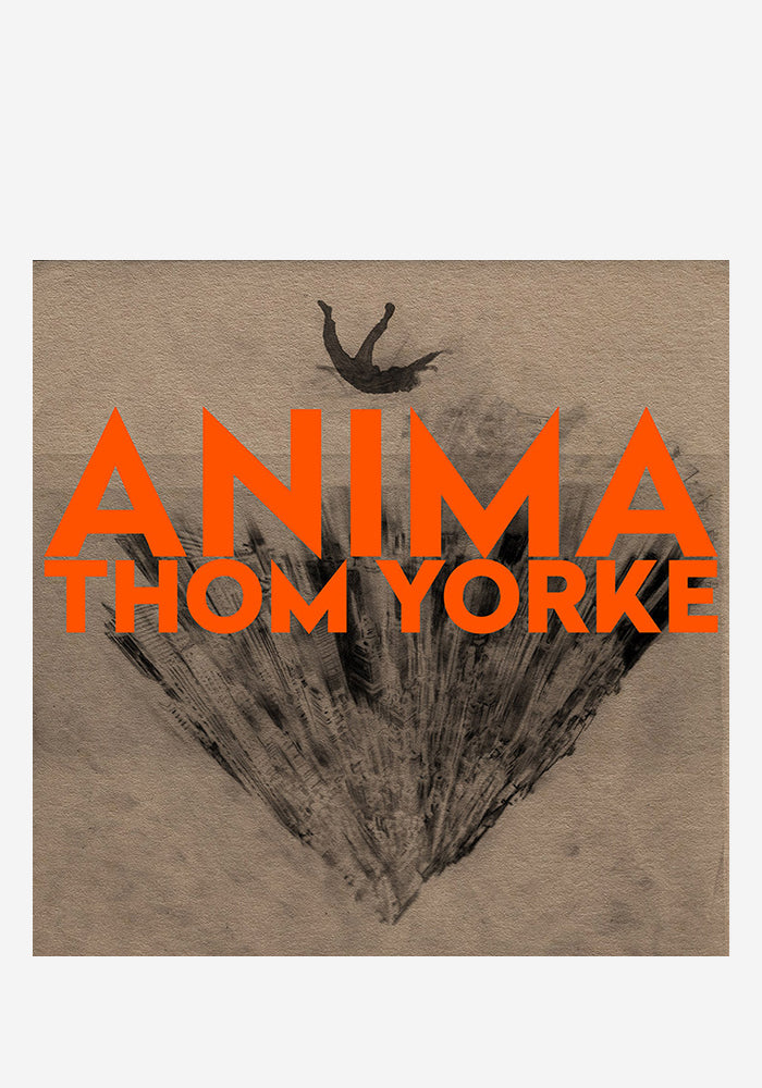 THOM YORKE Anima 2LP (Color)