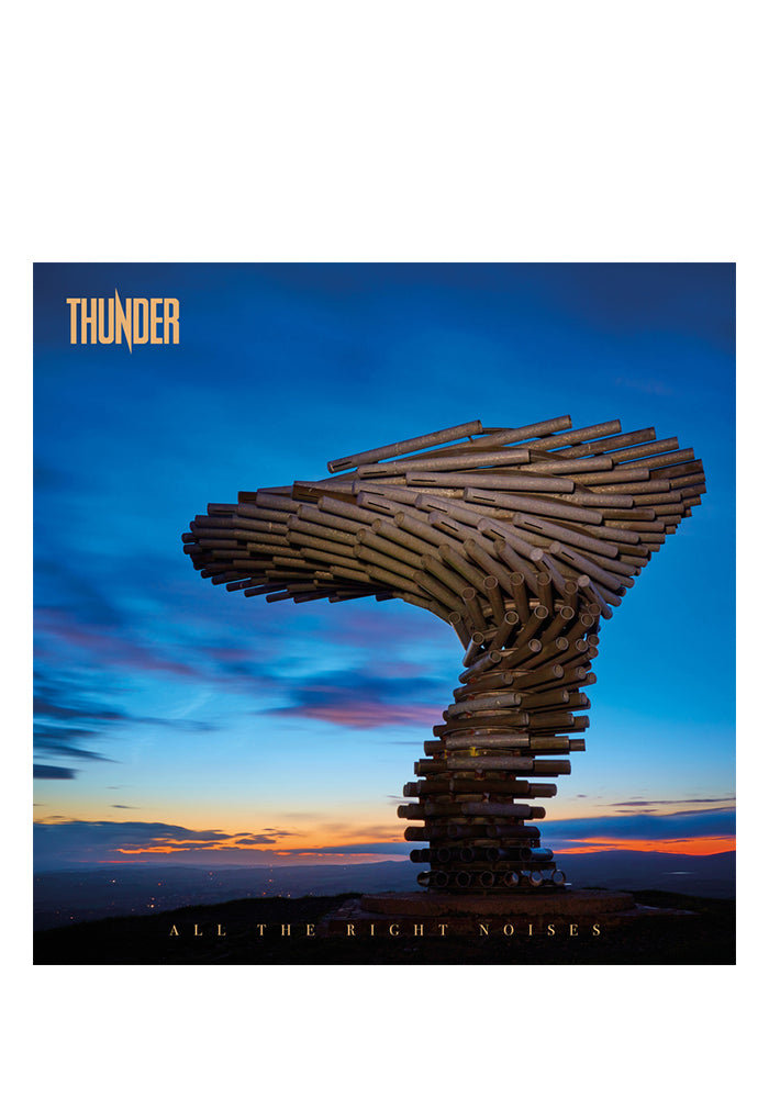 THUNDER All The Right Noises 2CD (Autographed)