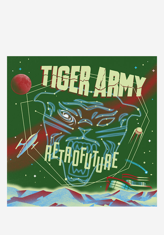 TIGER ARMY Retrofuture LP
