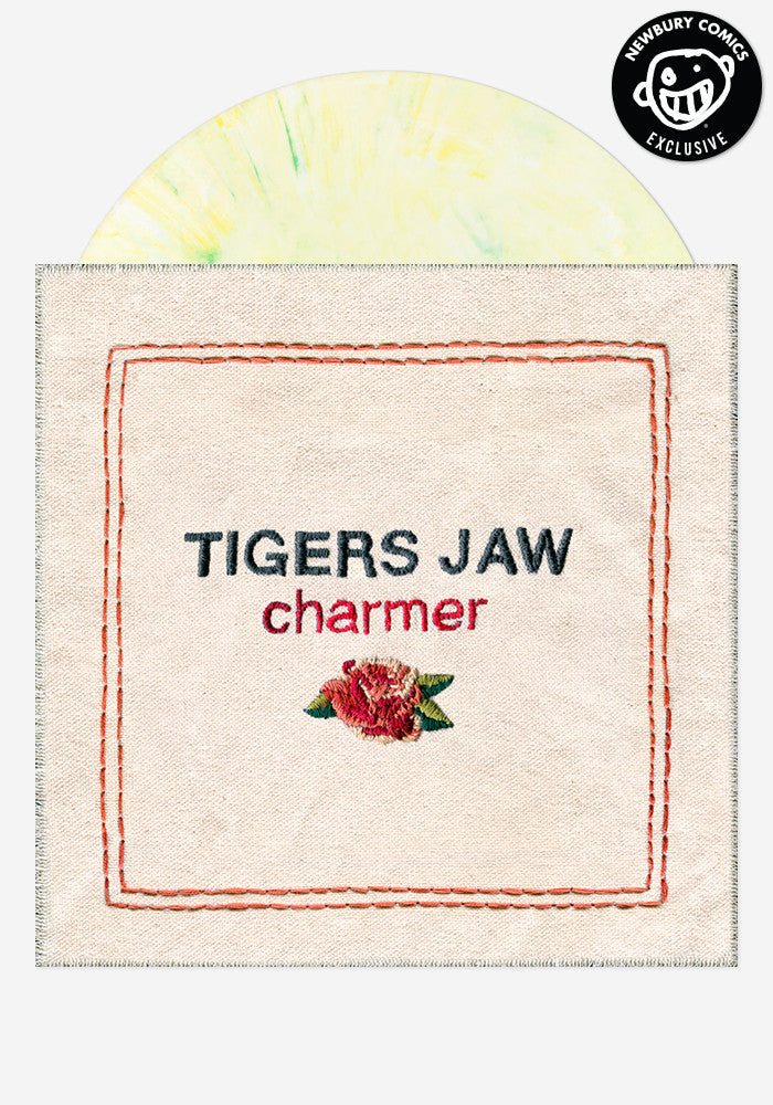 TIGERS JAW Charmer Exclusive LP