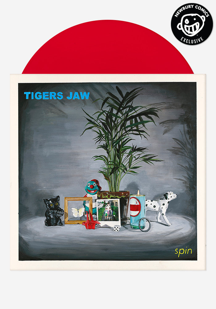 TIGERS JAW spin Exclusive LP