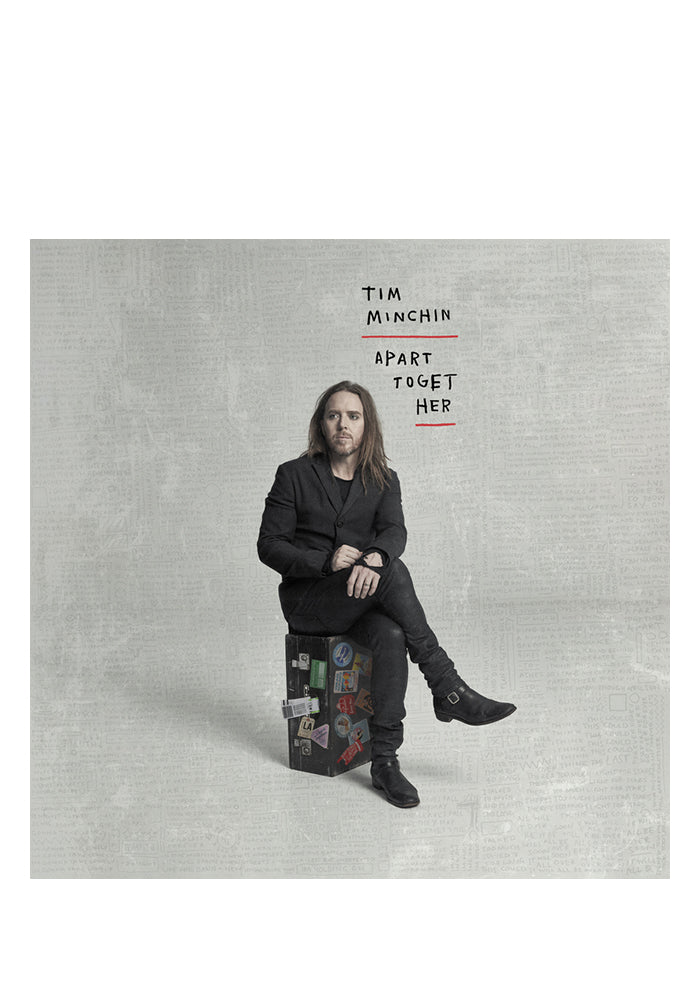 TIM MINCHIN Apart Together CD (Autographed)